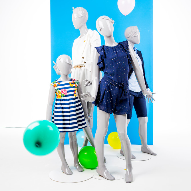 Bonami mannequins_Collection Glamaga kids_new collection