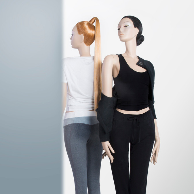 Bonami mannequins_Collection_Dancing Queen_dancing mannequins féminins