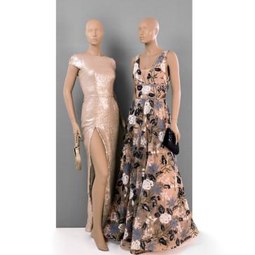 Bonami mannequins_Collection Harmony_Femme mannequins abstraits