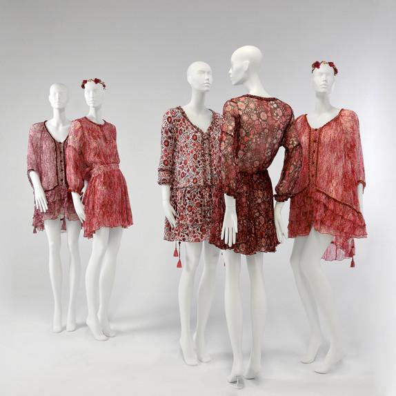 Bonami mannequins_Stylecats LS collection_Mannequin abstrait femme