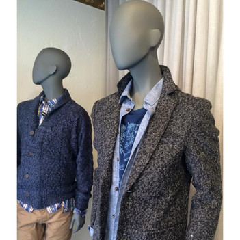 Bonami mannequins_Fashion King collection_men mannequin with abstract head and ears