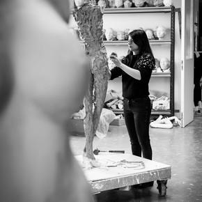 Sculpting a full mannequin