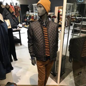 Bonami mannequins_Fashion King collection_men mannequin with head