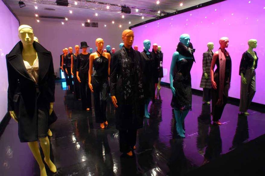 Bonami mannequins_Simpurity collection_female mannequin for departmentstores