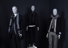 Bonami mannequins_collection future mannequin_finish raw concrete_unbreakable and recyclable mannequin