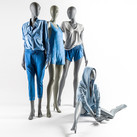 Bonami mannequins_Collection Shiki_Female abstracte collectie