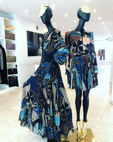 Bonami mannequins_ Fashion Queen shoes_ Femme haute couture