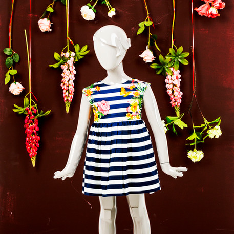 Bonami mannequins_Collection Glamaga kids_girl mannequin