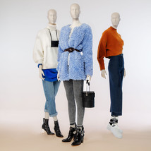Bonami mannequins_Future mannequins_100% duurzaam_afwerking in kleur_duurzame vrouwenpaspoppen