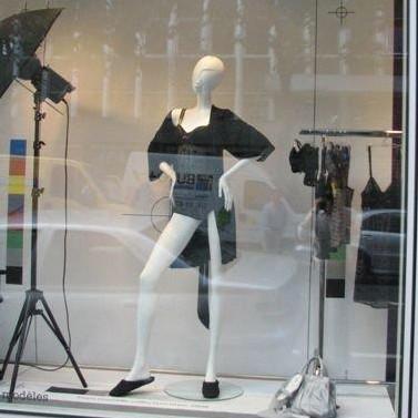 Bonami mannequins_collection Love_lingerie female mannequin