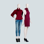 Bonami mannequins_Stylewalk collection_ Mannequin femme tête abstraite