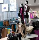 Bonami mannequins_Stylewalk collection_ Mannequin femme tête abstrac avec maquillage et perruque_departmentstore