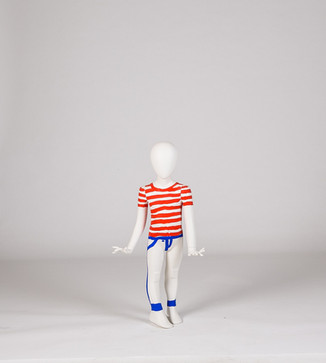 Bonami mannequins_Collection Glamaga kids_boy windowdisplay