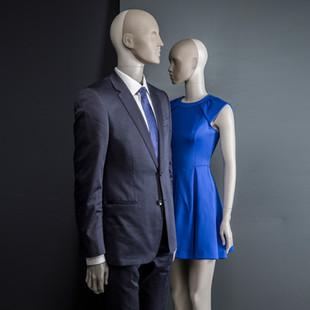 Bonami mannequins_dames Simplicity collectie