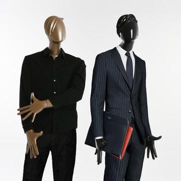 Mannequins Bonami_Collection Glamaga_Mannequins abstraits masculins