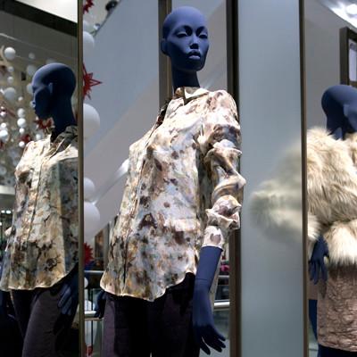 Bonami mannequins_Lasai collection_female mannequin with long legs