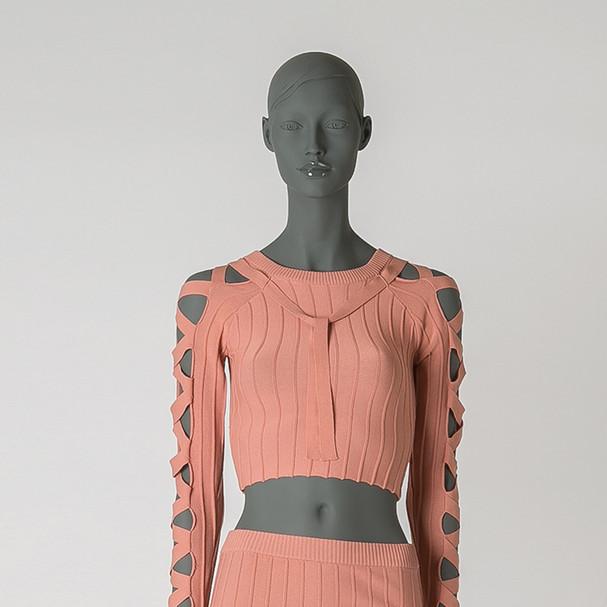 Mannequins Bonami_Glamazone collection_ mannequin femme
