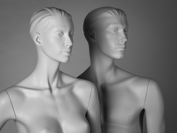 New heads realistic