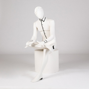 Mannequins Bonami_Collection Glamaga_Mannequins abstraits masculins_ Mannequin assis