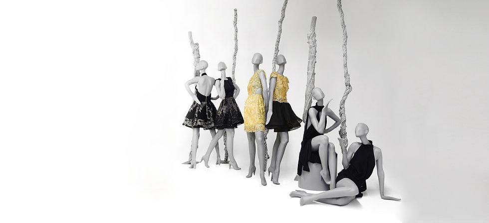Wholesale female mannequins for departmentstores
