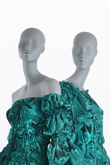Bonami mannequins_Stars collection abstraite avec tête IRA