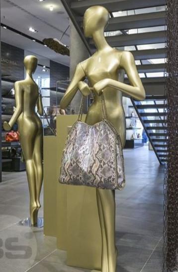 Bonami mannequins_collection voyage_female mannequin for accessoiries_windowdisplay