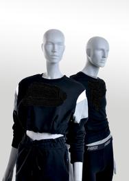 Bonami mannequins_collection future mannequin_raw concrete_sport mannequin