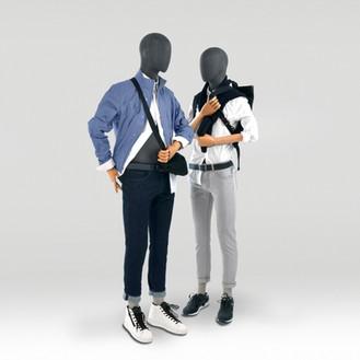Bonami sustainable full male mannequin