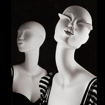 tête de mannequin