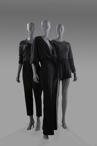 Bonami mannequins_collection future mannequin_raw concrete_sustainable windowdisplay