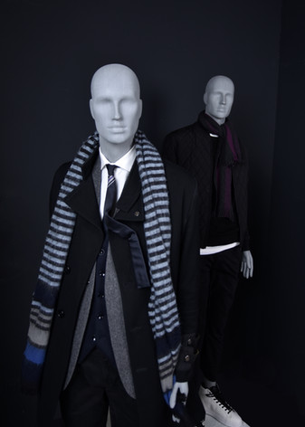 Bonami mannequins_collection future mannequin_finish raw concrete_unbreakable and recyclable mannequin_casualwear