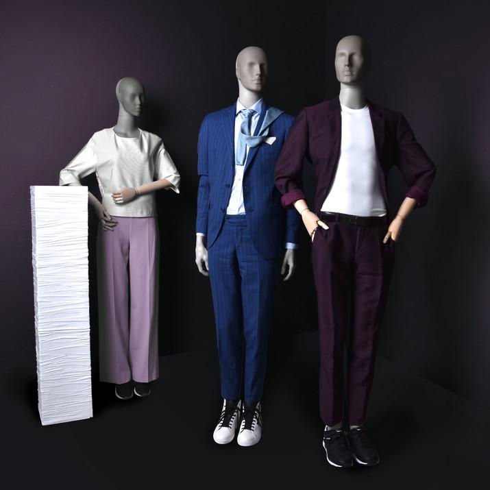 Bonami window mannequins