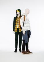 Bonami mannequins_Collection Future mannequin_afwerking geschilderd_duurzame mannequin en 100% recyclebaar