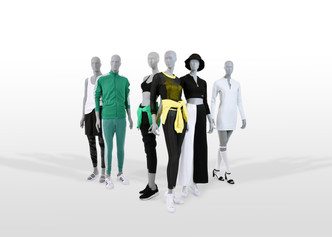 Bonami mannequins_collection future mannequin_fashionretail