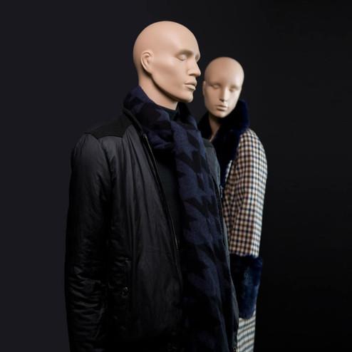 Bonami mannequins_Collectie_Omnia_heren mannequin met abstract hoofd