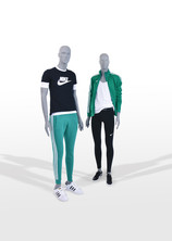 Bonami mannequins_collection future mannequin_finish raw concrete_unbreakable and recyclable mannequin_male mannequin