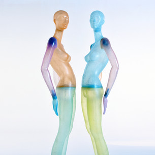 Bonami mannequins_collection Stylecats_female mannequin transparant