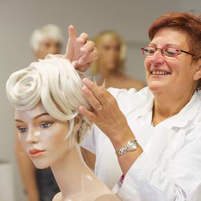 Making wigs