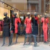 Bonami mannequins_Fashion queen collection_ mannequin vrouw_vitrine