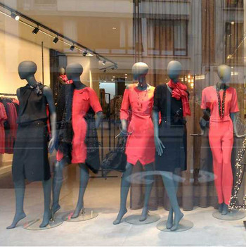 Bonami mannequins_Fashion queen collection_ female mannequin_vitrine