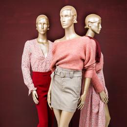 Bonami mannequins_Simpurity collection_ mannequin femme