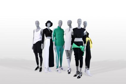 Bonami mannequins_collection future mannequin_raw concrete_mannequincomposition