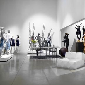Boutique for mannequins