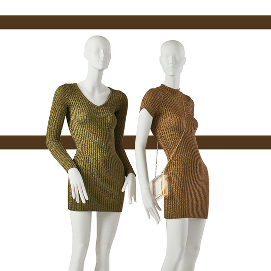 Bonami mannequins_Stylecats LS collection_Female abstract mannequin
