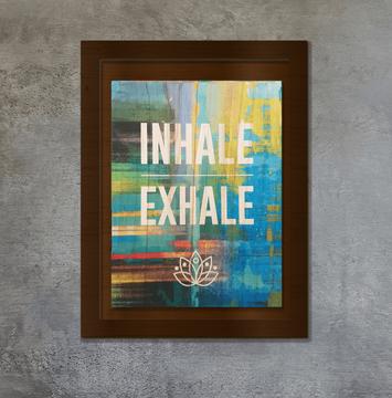 INHALE-EXHALE