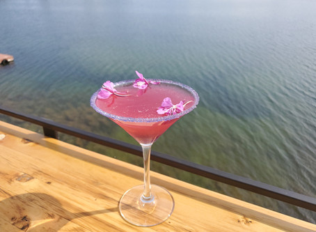Fireweed Martini