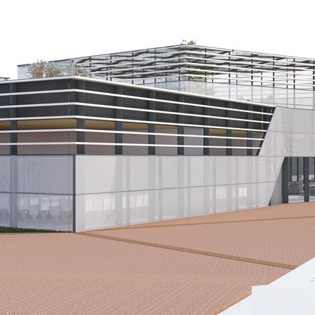 Concurso Centro Multifuncional en Ames. A Coruña