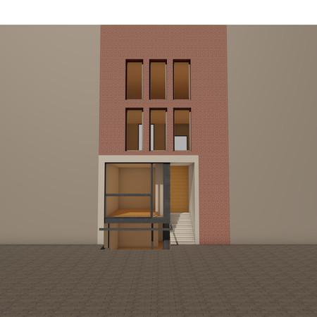 Conversión de Local Comercial a Dos Apartamentos en Londres.