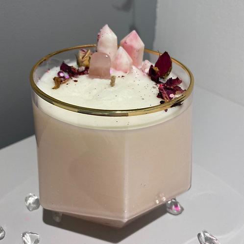 Luxury Tigers eye candle