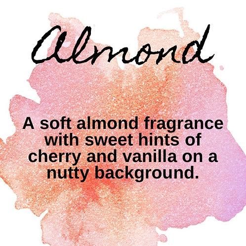 Almond Snap bar